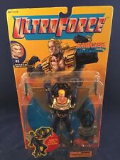 UltraForce Hard Case # 3 Action Figure Galoob 1995