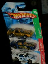 Hot Wheels Pontiac T-Bird 3 x  ( 1 x T-Hunt )