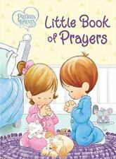 Precious Moments : Little Book of Prayers by Thomas Nelson Publishing Staff...