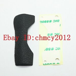 SD/CF Memory Card Door / Cover Rubber for Nikon D810 D810A Repair Part + Tape