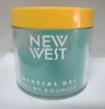 Aramis New West Glacial Gel Face And Body Energizer 8 Oz Unisex