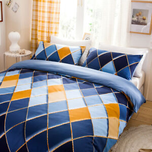 Bedding Set Twin Full Queen King Pillowcase Bed Duvet Cover Comfort Breathable