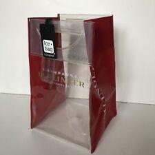 Champagne Bollinger ICE BAG secchiello in PVC Rosso H21.5xW