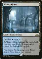 Watery Grave GRN Guilds of Ravnica MTG Magic the Gathering NM FREE SHIPPING