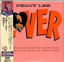 PEGGY  LEE LOVER JAPAN MINI LP CD UCCC 9042 OBI