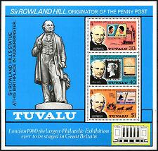 Tuvaluan Postage Thematic Postal Stamps