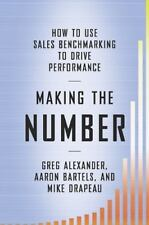 Making the Number: How to Use Sales Benchmarking to Drive Performance