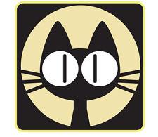 Stickers autocollant Voiture Fenêtre Chat Van Pare-chocs Autocollant Caravane chats chaton félin Tabby