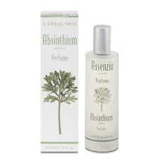 L'erbolario Absinthium Perfume Unisex Fragrance Pleasantly Invigorating  50ml