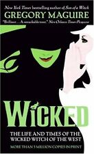 Complete Set Series - Lot of 4 the Wicked Years HARDCOVER by Gregory Maguire Oz