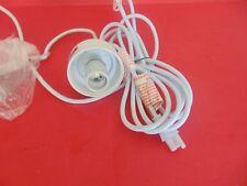 WEST ELM WHITE PENDANT OUTDOOR LIGHT CORDSET NEW 1061415 Pottery Barn Lighting