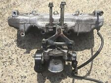 TOYOTA COROLLA VERSO 2.2 DCAT T180 AIR INTAKE MANIFOLD WITH THROTTLE BODY