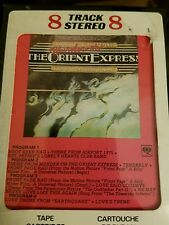 Orient Express & Other Great Classics 8 track stereo tape cartridge new sealed