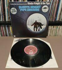 GLADYS KNIGHT & THE PIPS Pipe Dreams Vinyl L.P **1976 UK A1/B1** BDLH 5017