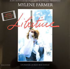 "Mylène Farmer ‎12"" Libertine (Bande Originale Du Clip) - Réédition 2018 - France"