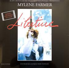 "Mylène Farmer 12"" Libertine (Bande Originale Du Clip) - Réédition 2018 - France"