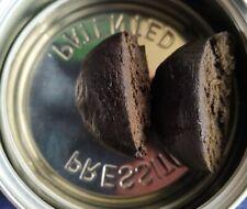 2g -Nepal Style Compressed Soft Black Organic Hemp Tea