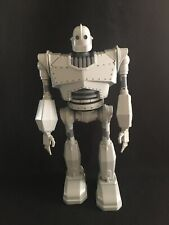Walking Talking Iron Giant Robot Action Figure Toy Lights Up 14� Inches Tall