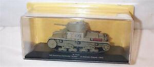 M 13/40 Tank Ariete EL Aamein Egypt 1942 ww11 vehicles 1-43 scale new in case