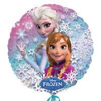 Disney Frozen Elsa & Anna Foil Balloon - Princess Party Room Decoration - 27552