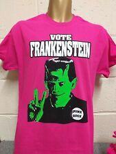 Frankenstein XL t shirt punk the Damned Cramps Misfits Munsters Alice cooper