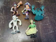 Hanna-Barbera Scooby-Doo Pirate Fort Crew Figure Lot Of 5