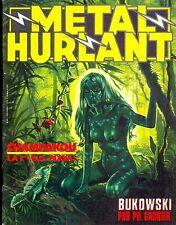 REVUE METAL HURLANT N°34 octobre 1978