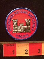 PETERSBURG NATIONAL BATTLEFIELD Virginia Patch 79WK