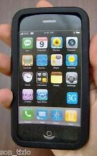 FUNDA - CUBIERTA Negro para iPhone de Apple 3G 8-16 GB, 3G S