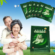 16Pc Vietnam Red Tiger Balm Patch Plaster Muscle Back Pain Relieve Herbal Remedy