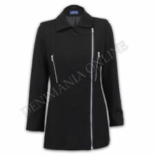 Viscose Dry-clean Only Trench Coats, Jackets & Vests for Women