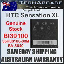 HTC Sensation XL Titan BI39100 BA-S640 Original Genuine Battery 1600mAh 6.08Whr