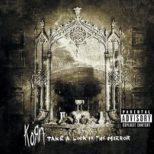 KORN: TAKE A LOOK IN THE MIRROR CD! [PA] 2003 W/BREAK SOME OFF ~ PLAY ME! EX