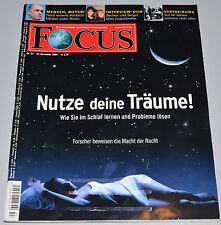 Focus Heft 53 / 2004  -  Nutze deine Träume!