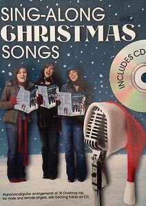 Sing-along Christmas Songs - 18 Christmas Hits (Shop display)