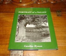 PORTRAIT OF A VALLEY BY CAROLINE HYMAN-SIGNED&LIMITED EDT.COPY