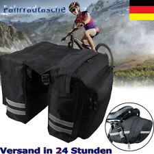 Fahrradtasche Satteltasche Gepäcktasche Packtaschen Wasserdicht Gepäckträger Neu
