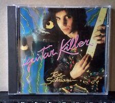 JOE SATRIANI - GUITAR KILLER - LIVE A SAN DIEGO TIUR 1988 - NUOVO timbro SIAE