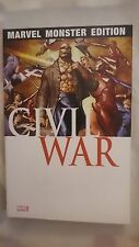 Marvel Monster Edition 20 Civil War 2 TPB  / 2007 Panini  RARE !!!