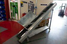 More details for cobalt swarf conveyor used once