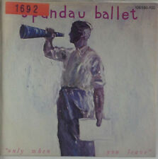 """7"""" Single - Spandau Ballet - Only When You Leave - s321 - washed & cleaned"""