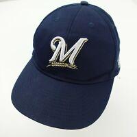 Milwaukee Brewers Ball Cap Hat Adjustable Baseball Adult