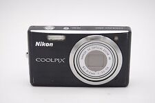 Nikon Coolpix S560 10.0MP 2.7'' SCREEN 5X Digital Camera WITH BATTERY