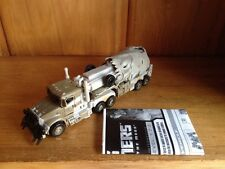 Transformers Dark of the Moon DOTM Voyager Megatron 100% Complete