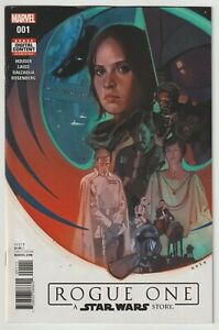 Star Wars Rogue One Adaptation (2017) #1 - 1st App of Cassian Andor - Marvel