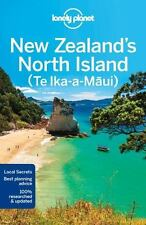 Travel Guide: Lonely Planet New Zealand's North Island by Brett Atkinson, Peter