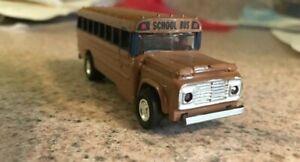 The Lindberg Line Mini Lindy School Bus #23