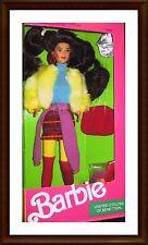 Barbie 1990 ~ United Colors of Benetton Kira Doll - NRFB - Mattel - In Box