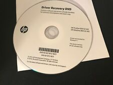 HP Driver Recovery DVD for Windows 7 64bit