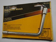Brake Bleeder Wrench 5/16'' & 3/8'' - Chevrolet Ford Lincoln - Cal-Van Tools